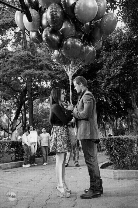 William Levy y Maite Perroni en Triunfo del Amor♡ LevyrroniLoveForever(: