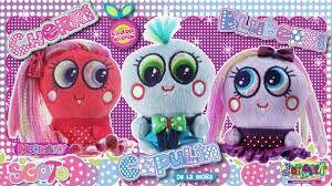 Cherri, Bluberry, y Cherri Son un amor!!!!