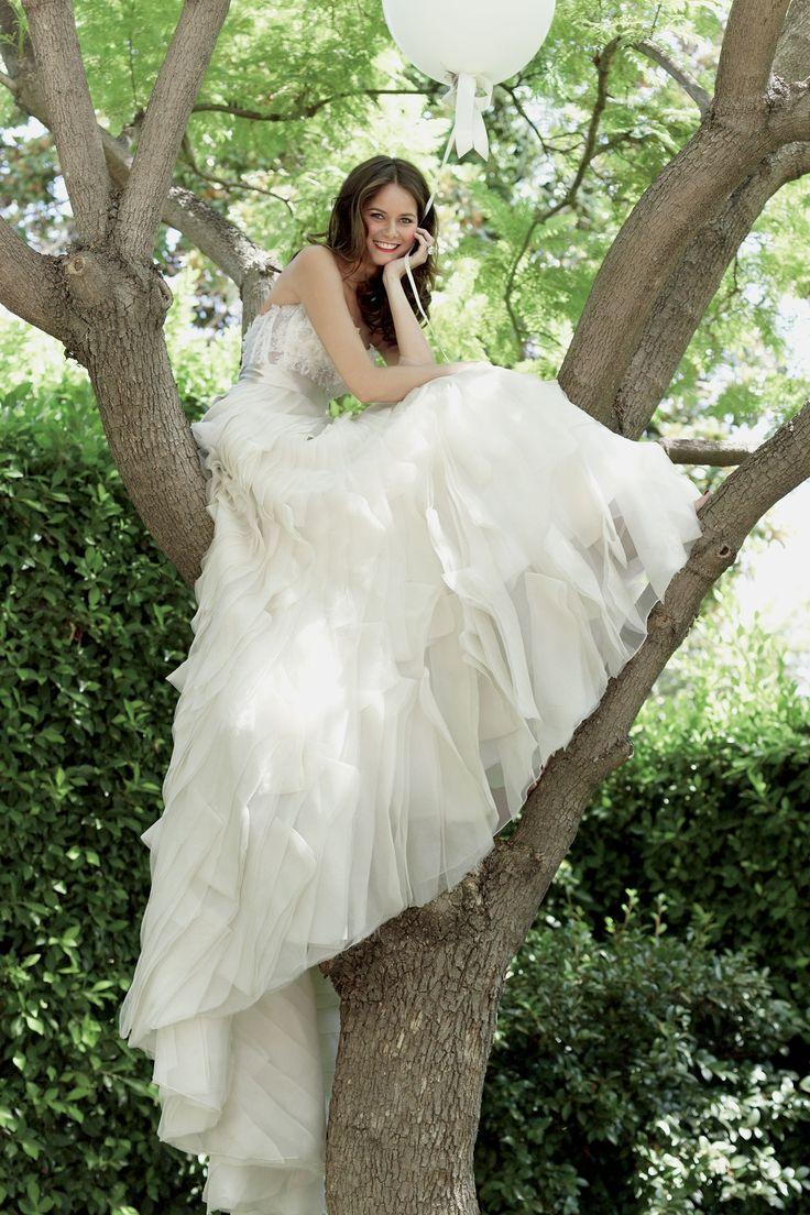 Watters Brides Sabrina Skirt