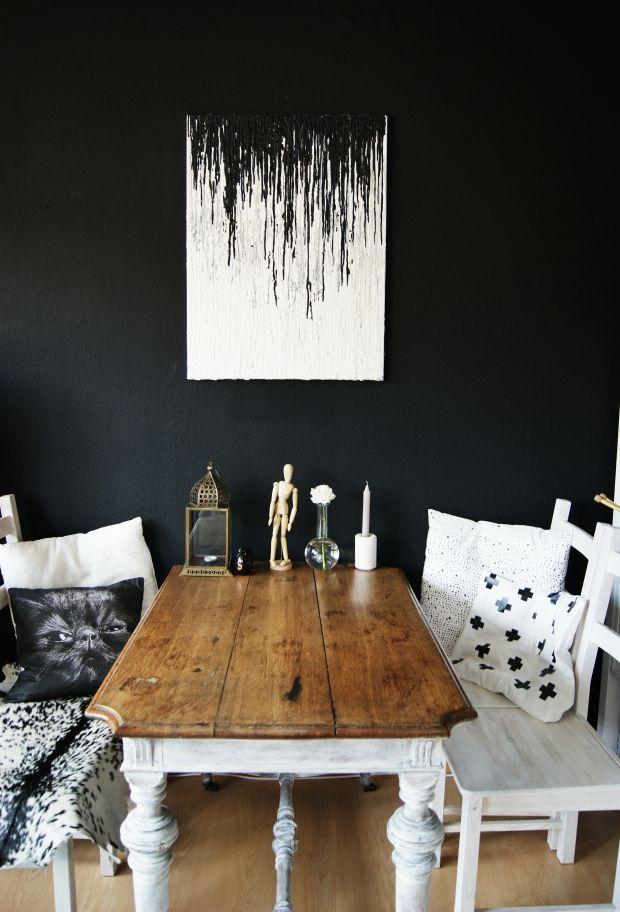 wohnung in couch das erste wohn fashion magazin room kitchen pinterest interiors. Black Bedroom Furniture Sets. Home Design Ideas