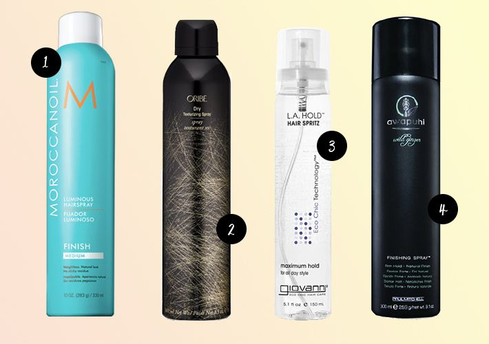 4 Cruelty-Free Hair Spray Favorites That Won't Disappoint | Cruelty-Free Kitty