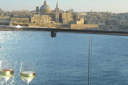 Check out this awesome listing on Airbnb: Your Sea Views - 3 bed Apt Malta - Flats for Rent in Tas-Sliema