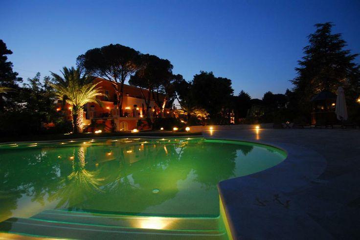 Hotel Villa San Martin from our luxury trip in Puglia, Italy!