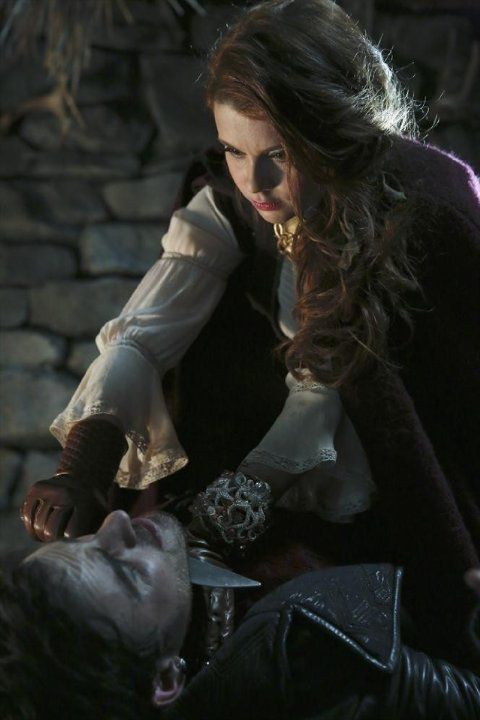 #OUAT #3x17 • The Jolly Roger