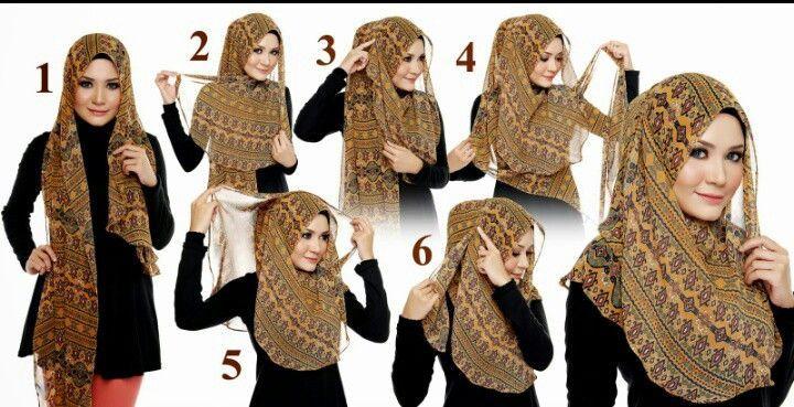 30+ Hijab Styles Step by Step