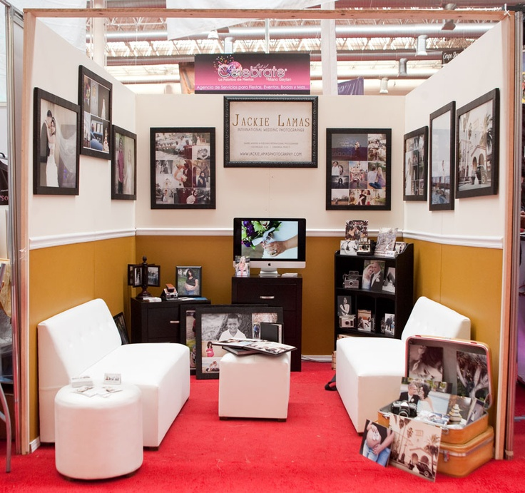 Wedding Bridal Show Booth We Set Up Expo Booth Ideas
