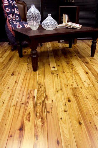 Prefinished Jasson Design Australian Cypress Solid Hardwood Flooring 3/4  Lawson Brothers Floor Company