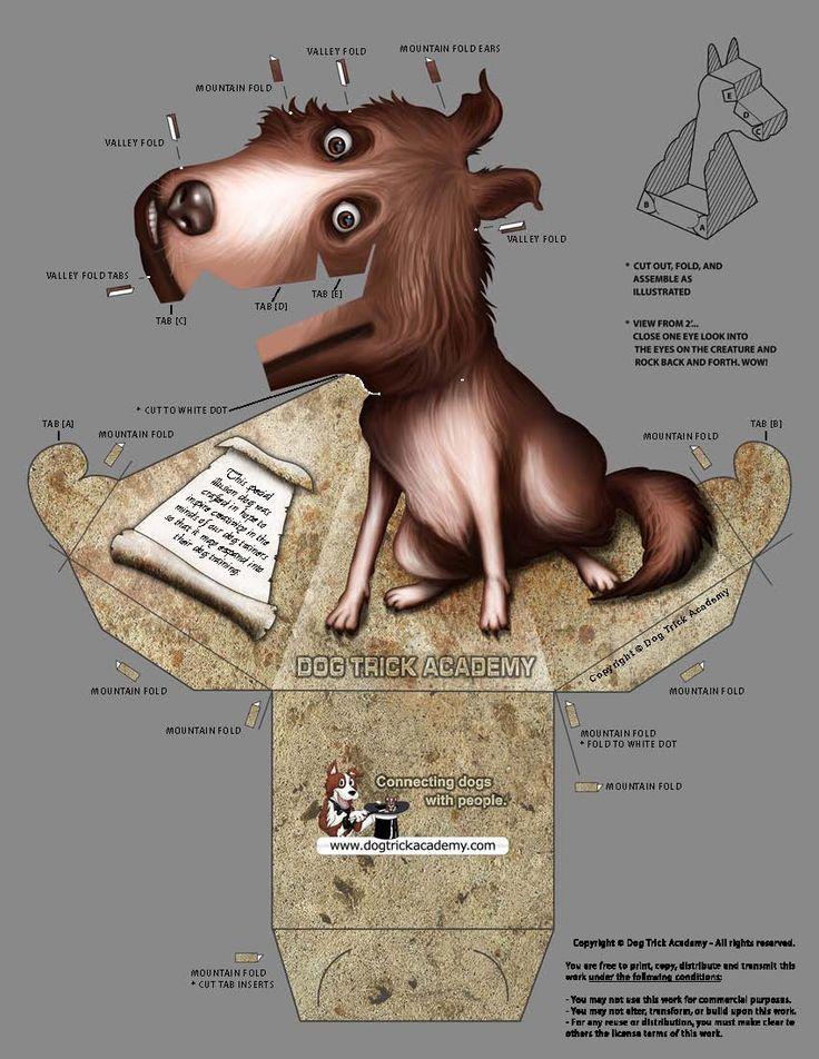 jesusvalmeyana: Perro, niña y dragón que te sigue con la mirada