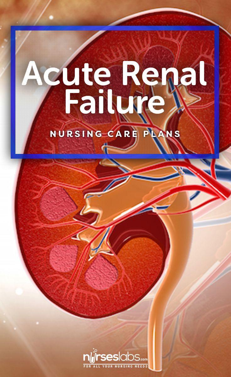 Acute Renal Failure Nursing Care Plans