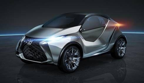 Toyota LF-SA