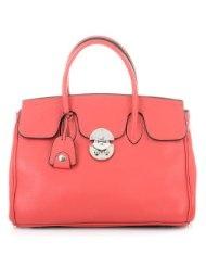 ROUVEN Koralle & Silver Jane 35 Bag Handtasche