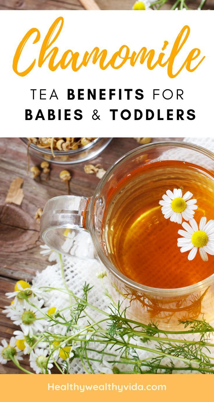 Chamomile Tea For Babies The Benefits You Need To Know With Images Chamomile Tea Benefits Baby Care Tips Chamomile Tea