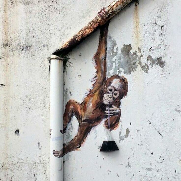 street art, location and artist unknown
