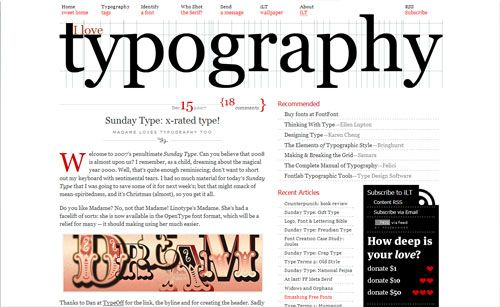 9 essential principles for good web design - good info for yearbook too