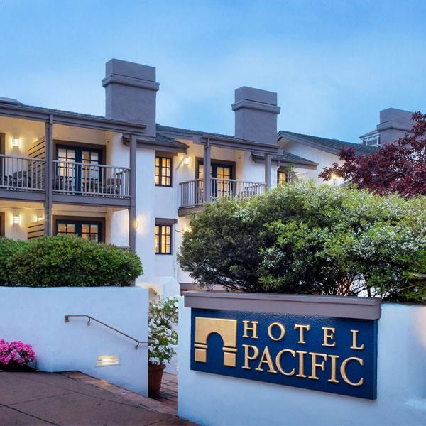Monterey Ca Hotel Pacific Beautiful Property Easy Location To Wharf Places I Ve Stayed Pinterest Cannery Row And California Coast