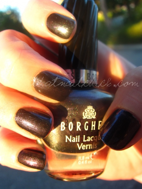 Borghese Nail Lacquer ~ Stellare Notte