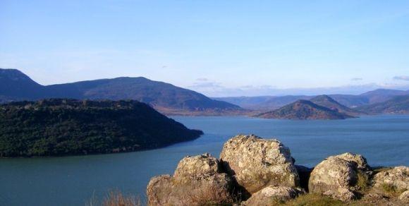 Lac du Salagou - Hérault, le Languedoc
