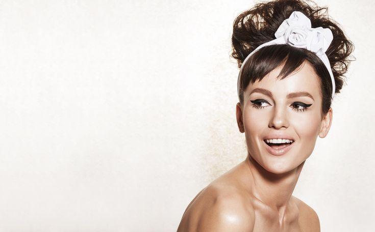 Kurze Haare, mittellang, glatt oder lockig? Schöne Ideen für Brautfrisuren - von klassisch bis elegant!