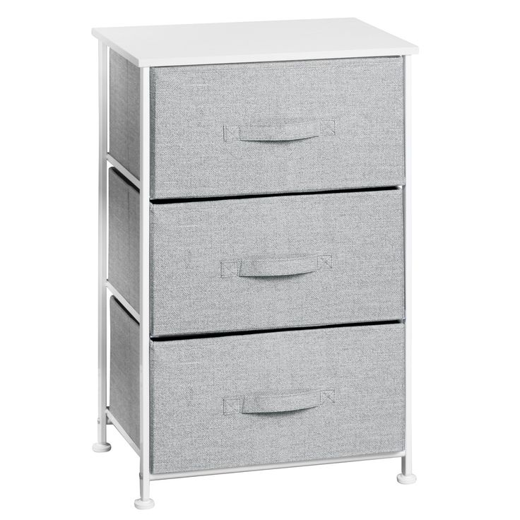 3 Drawer Storage Unit