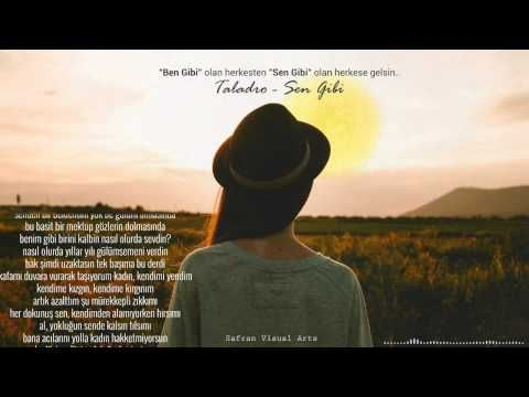 Taladro - Sen Gibi ( Bir Pişmanlık Hikayesi ) - YouTube