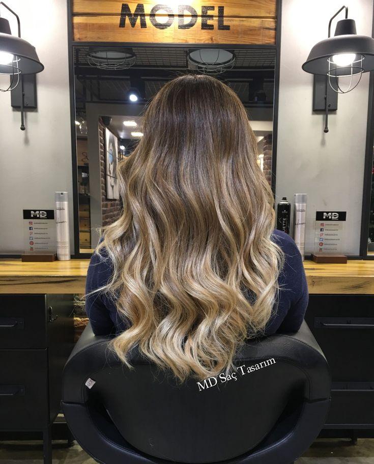 Ombre ❤🍁 #ombre #ombrehair #hairstyle #isilti #isiltilisaclar #hairdesign #hairdresser #efsanesaclar #goztepe #kucukyali #newhair #degisim #photooftheday #hairdesign #hairlove #mdsactasarim @mdmetindemir