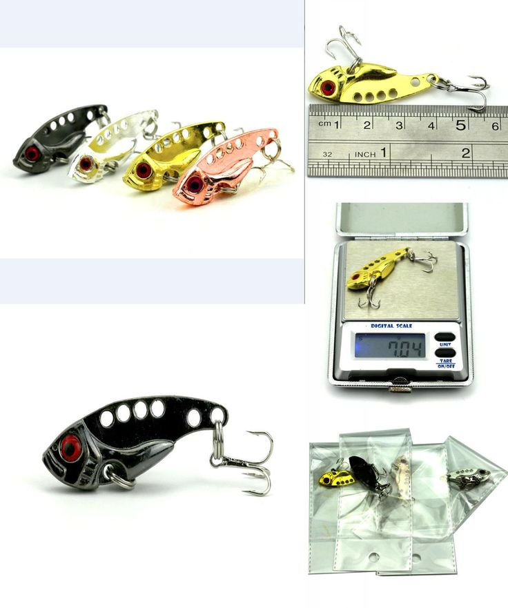 [Visit to Buy] Metal VIB Fishing Lure 4CM-7G Fishing Tackle Pesca Vibration Metal Fish Lures Hard Bait Fishing Accessories Fast Shipping #Advertisement