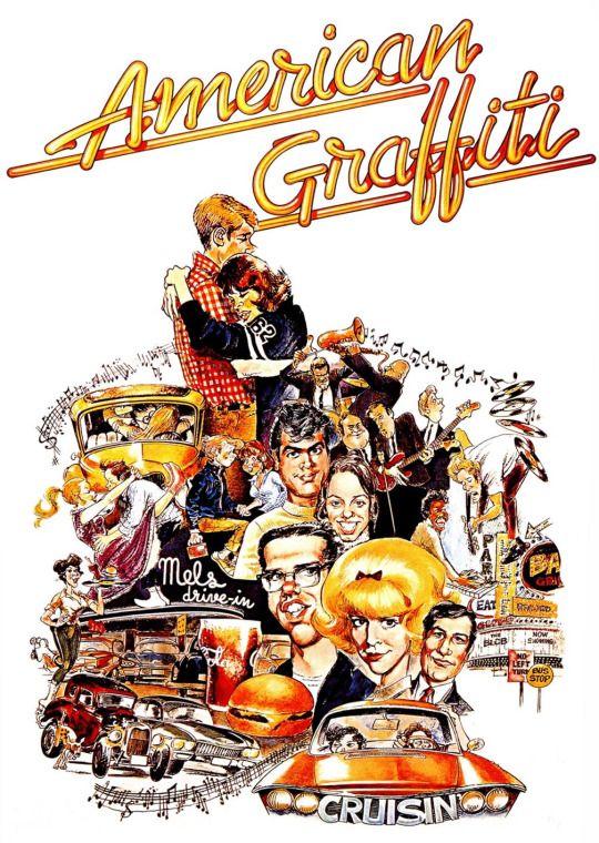 """American Graffiti"" - George Lucas (1973)"