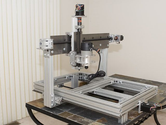 25 best ideas about homemade cnc router on pinterest for Home built router