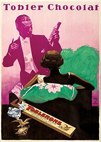 Toblerone Vintage Poster (artist: Hohlwein, Ludwig) Germa... http://smile.amazon.com/dp/B018VJ4TMG/ref=cm_sw_r_pi_dp_AH8qxb077ZN2Q