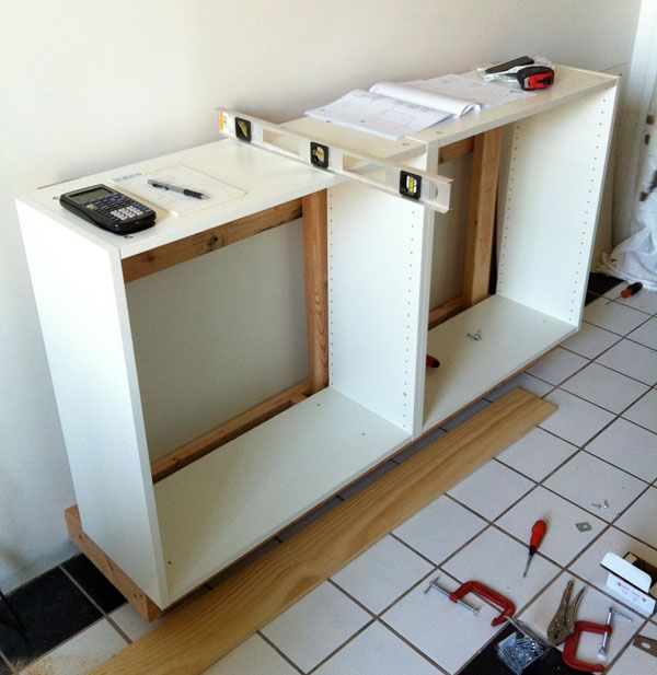 Best The Bottom Cabinets Are Ikea 30″ X 30″ Wall Cabinets The 400 x 300