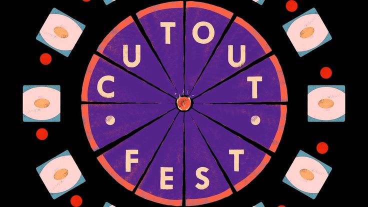CutOut Fest 2016 - Teaser II by Le Cube