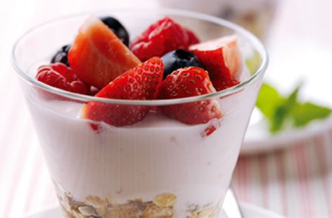 A simple Breakfast trifle recipe for you to cook a great meal for family or friends. Buy the ingredients for our Breakfast trifle recipe from Tesco today.