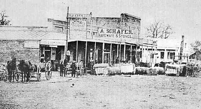 Rockdale, a Southern Suburb of Sydney in 1873. v@e.