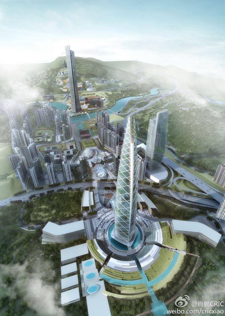 Guiyang Future Ark concept
