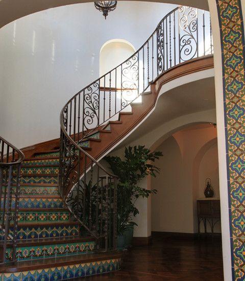 Interior Designs Stairs Location: Staircase By Maraya Interior Design Http://www.houzz.com