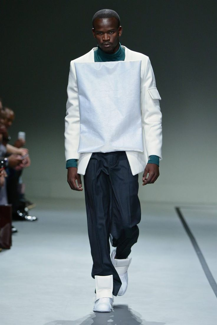 Amos Tranque Fall/Winter 2016 - South Africa Fashion Week