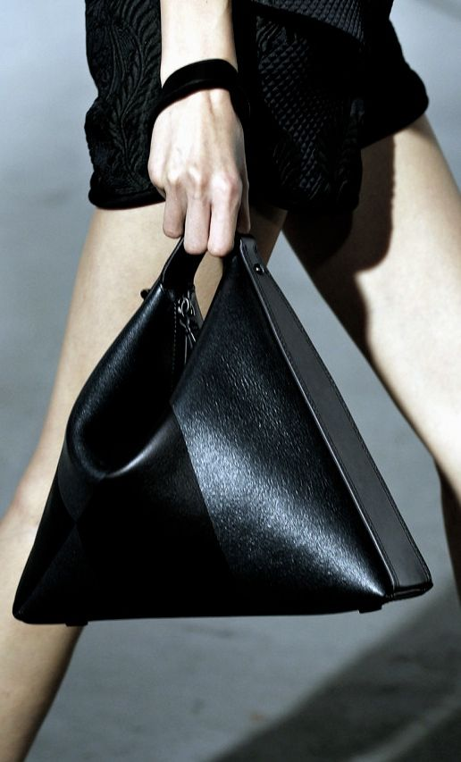 3.1 Phillip Lim | Spring 2015 http://bags-idiscount.com $76 LOVE it #MK #fashion. Michael kors bags for Christmas. Must have!!!