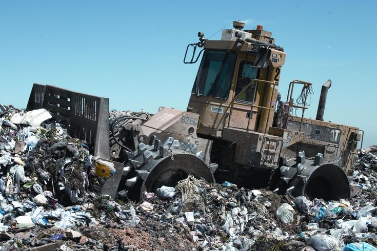Municipal Solid Waste Management in the US