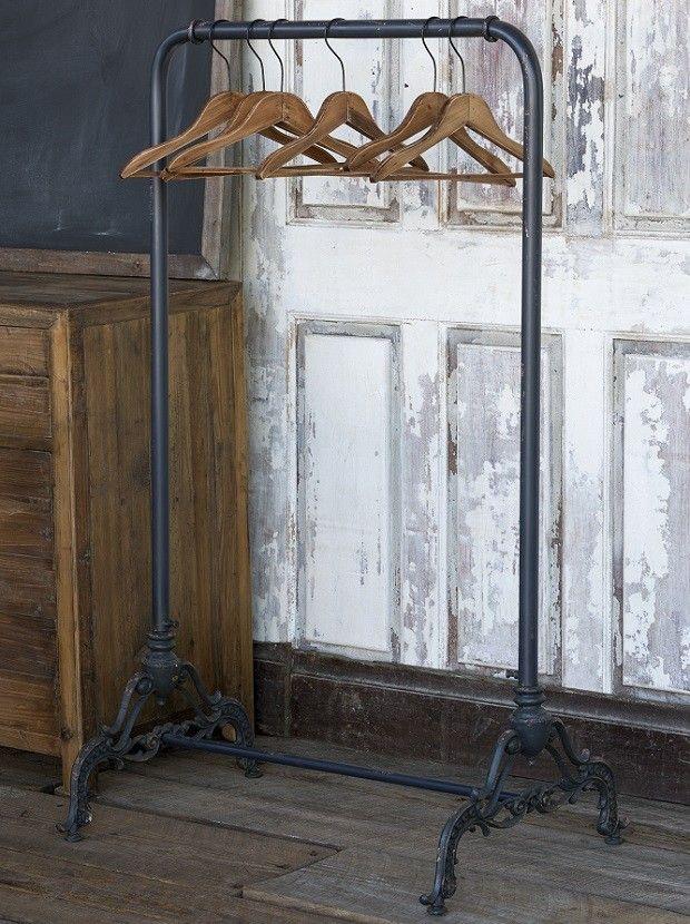 Vintage Inspired Clothes Rack Antique FarmhouseFarmhouse ChicFarmhouse