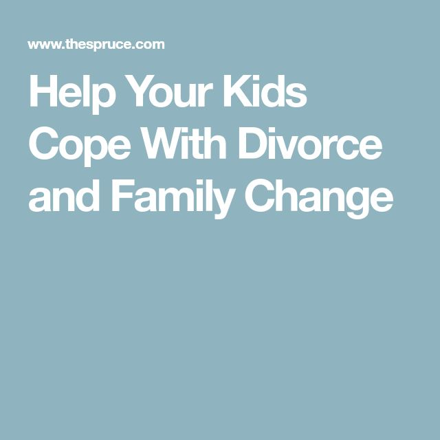 kids cause divorce