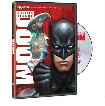DCU Justice League: Doom DVD