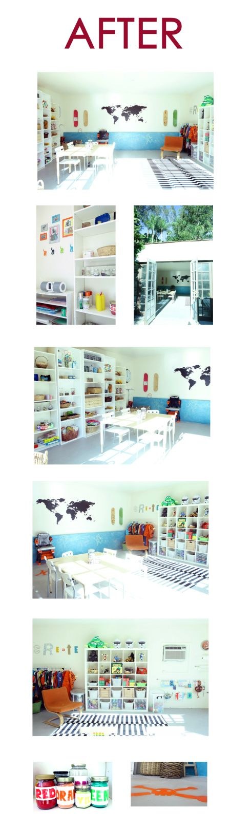 best Art Spaces images on Pinterest Craft studios Home office