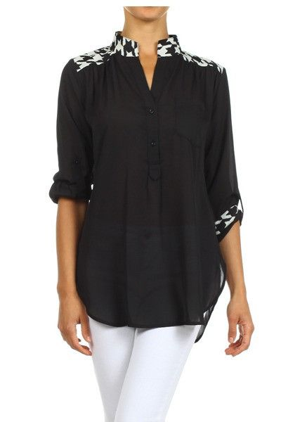 "20% OFF ""back2school"" code. www.SHOPSIMPLYME.com (Ends Sunday! 8/24/2014)  TUSCALOOSA LOVE Black White Houndstooth Alabama Gameday Top Shop Simply Me – Simply Me Boutique"