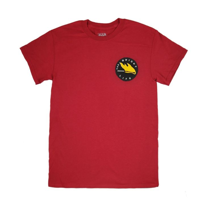 Match Cardinal T-Shirt | The Bright Life