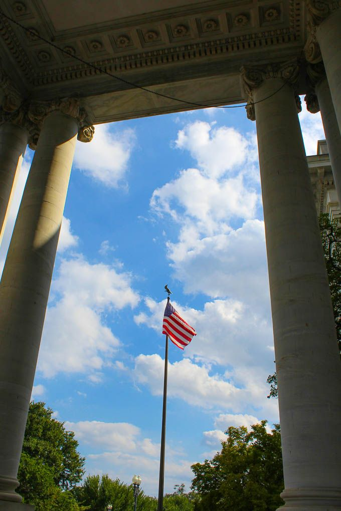 The Daughters of the American Revolution {A visit to Washington D.C.} - American Heritage Cooking