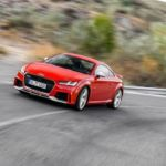 2018 Audi TT RS Drivetrain