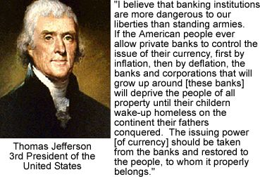 Thomas Jefferson quote about banks he abolished the first national bank. Description from patyqop.opx.pl. I searched for this on bing.com/images