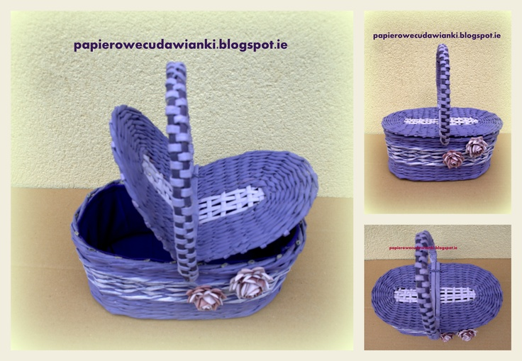 Picnic basket-tutorial