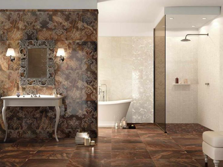 european bathroom tile with mirror jpg  800 600   Bathroom Interior IdeasBathroom Design. 1000  images about Starshines     UNIQUE TILES on Pinterest
