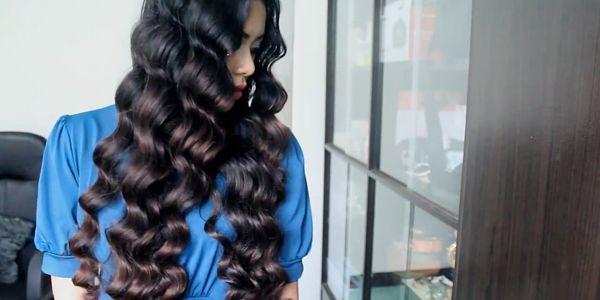 Δείτε μια σειρά από video tutorials για να πετύχετε τους ρετρό κυματισμούς στα μαλλιά!